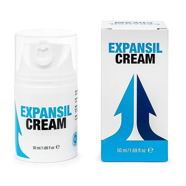 Expansil Cream is a cream aimed at improving circulation in intimate areas and enlarging the penis.