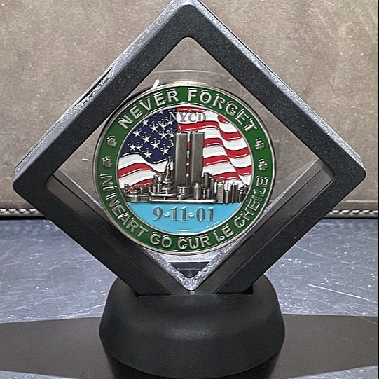 @EMERALDSOCIETY 911 Challenge Coin   Link Thumbnail | Linktree