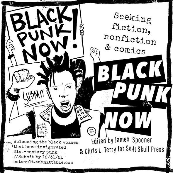 @spoonersnofun Submit to BLACK PUNK NOW Link Thumbnail | Linktree