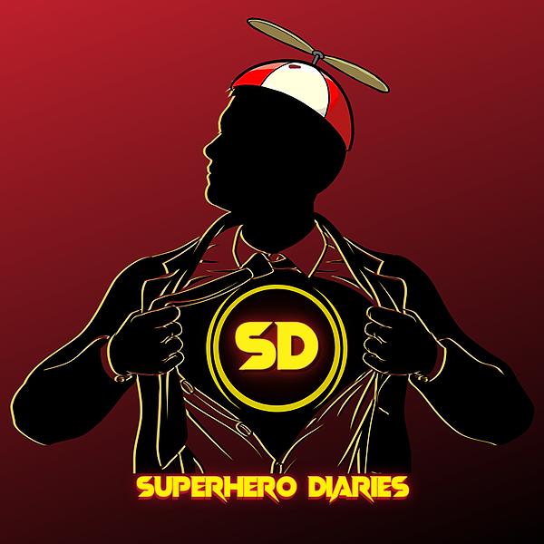 SuperHero Diaries (Digitalskypod) Profile Image   Linktree