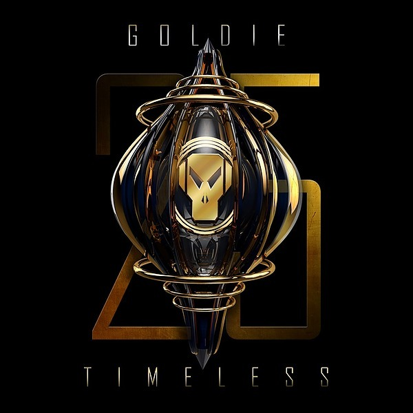 PRE-ORDER: Goldie - Timeless 25th Anniversary Edition