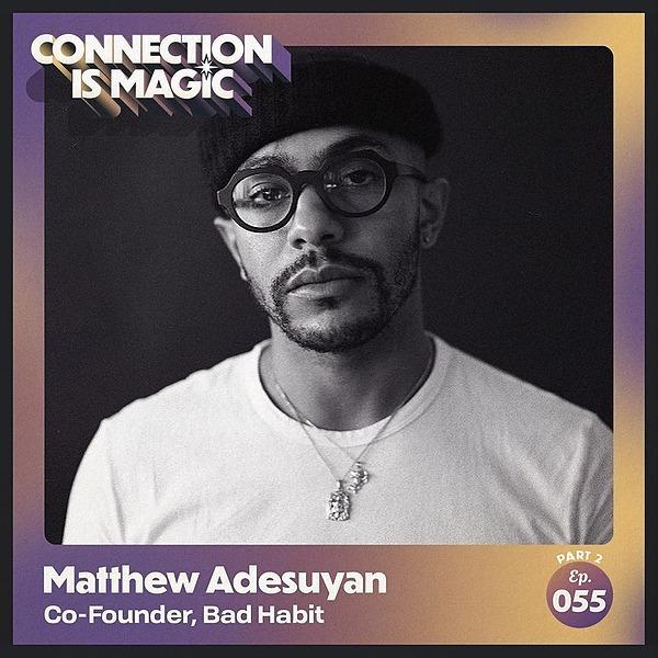 @connectionismagic Matthew Adesuyan Part 2 – Spotify Link Thumbnail | Linktree