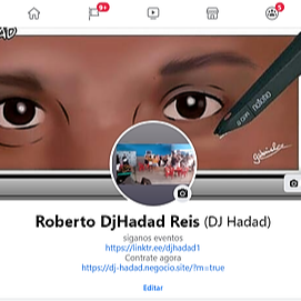 DJ HADAD FB Link Thumbnail | Linktree
