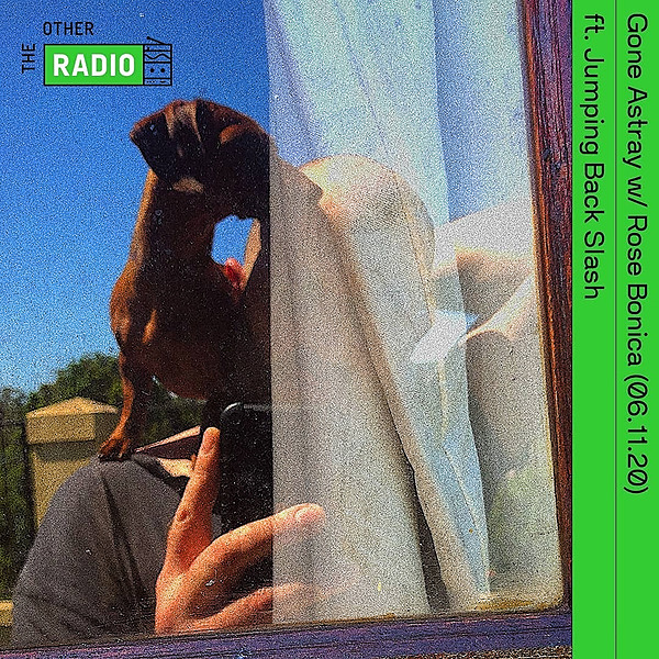 @imtrxstxssx Gone Astray w/ Rose Bonica ft. Jumping Back Slash (06.11.20) Link Thumbnail | Linktree