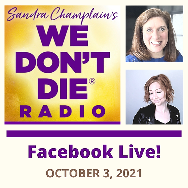 @lifecontinuing MEDIA: My interview on We Don't Die Radio  Link Thumbnail   Linktree