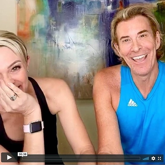 {VIDEO} COFFEE TIME & BODY TALK - The gifts of movement.