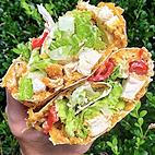 Chicken Sandwich Wrap Recipe
