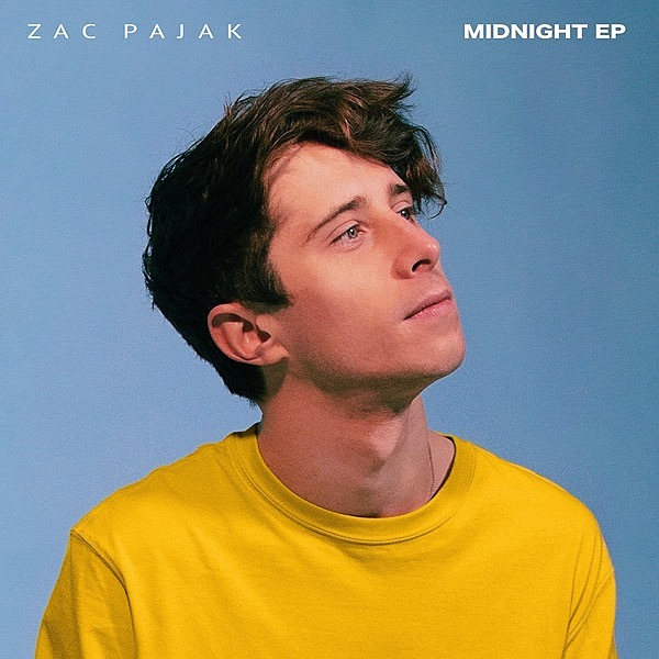 @zacpajak Midnight EP OUT NOW Link Thumbnail | Linktree