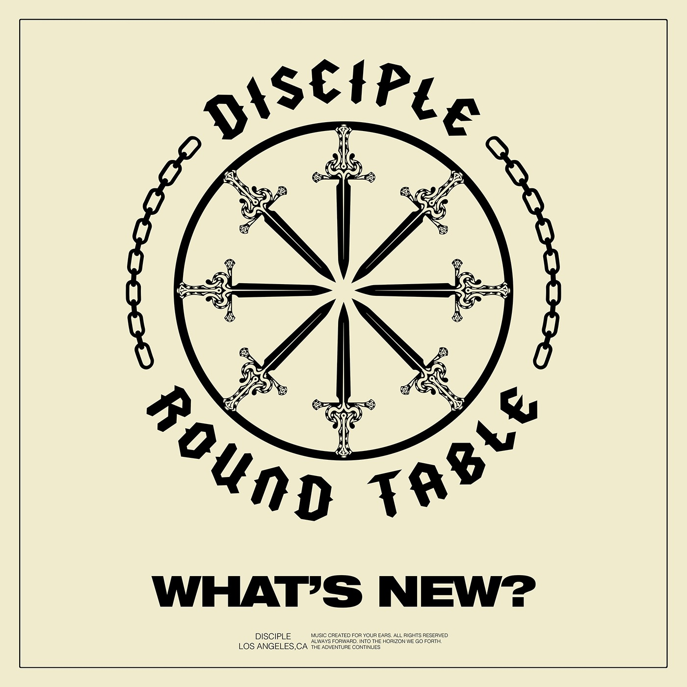 Disciple Round Table Spotify Playlist