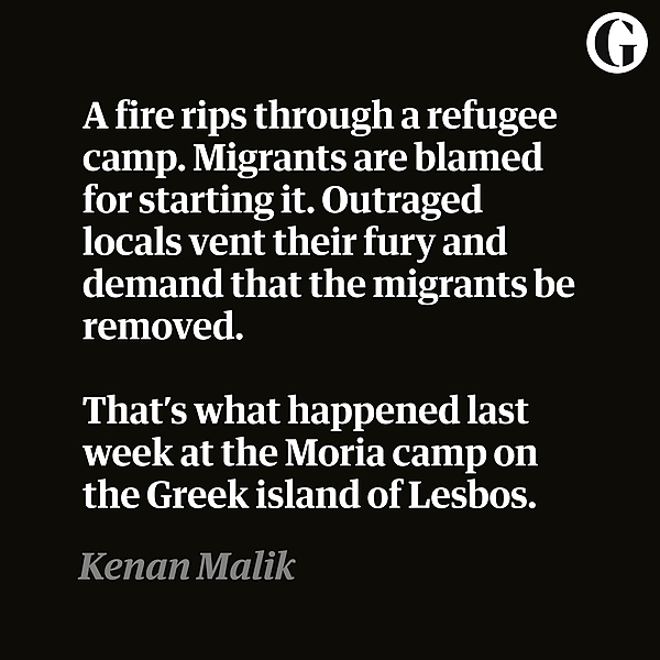 @guardian Moria's only success has been to turn inhumanity into policy Link Thumbnail | Linktree