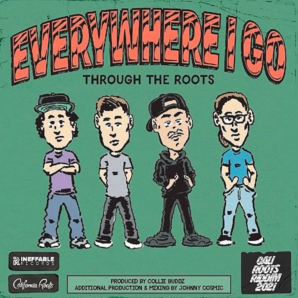 @Throughtheroots LISTEN NOW: Everywhere I  Go (Cali Roots Riddim 2021) Link Thumbnail   Linktree
