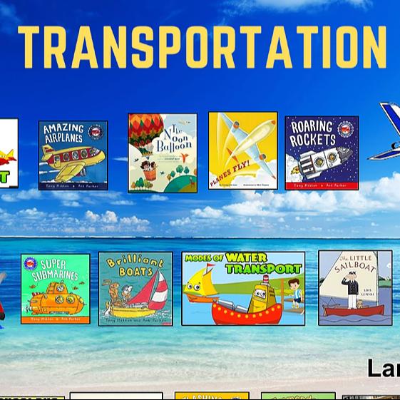 Miss Hecht Teaches 3rd Grade Transportation Link Thumbnail | Linktree