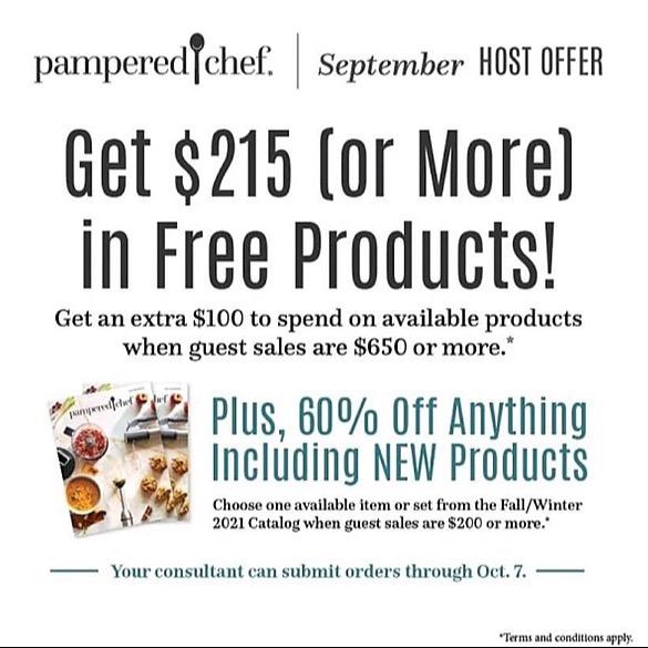 Faith Hayes September DEALS!  Link Thumbnail | Linktree