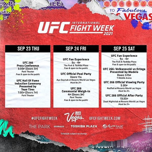 CLICK BELOW! UFC Fight Week in Las Vegas Link Thumbnail   Linktree