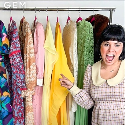 Get styled by LA Retro Girl Interview with Gem.Search Link Thumbnail   Linktree
