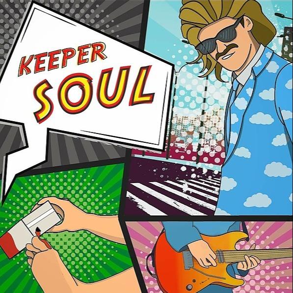 KEEPER SOUL Link Thumbnail | Linktree