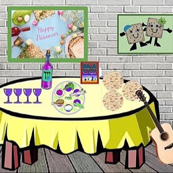 @RebeccaAllgeier Passover Link Thumbnail | Linktree