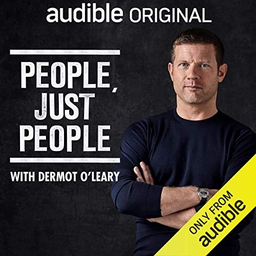 Audible UK People, Just People with Dermot O'Leary Link Thumbnail | Linktree