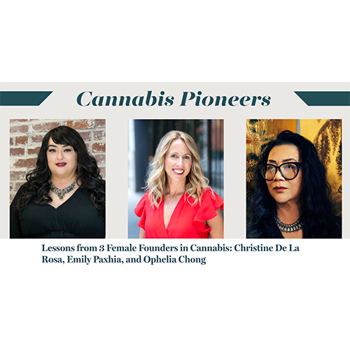 Cannabis Pioneers