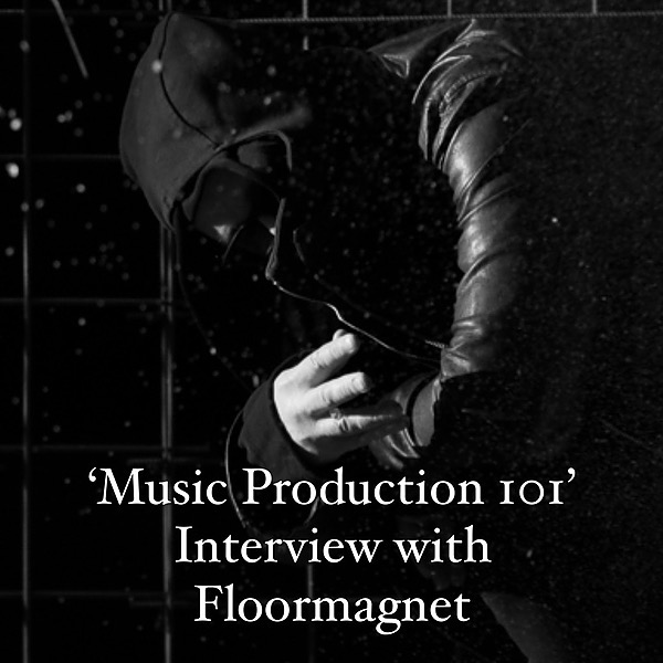 @Floormagnet 'Music Production 101'  Link Thumbnail   Linktree