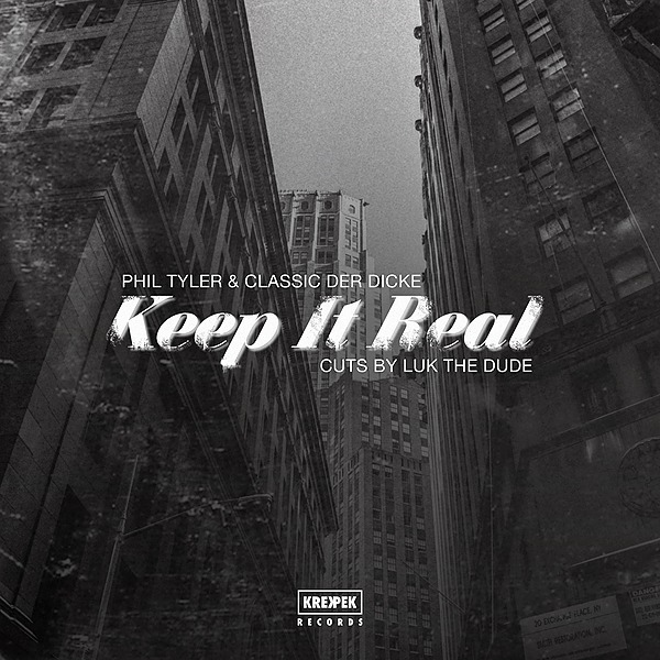 Classic Der Dicke & Phil Tyler - Keep It Real (Single)