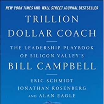 """#03 Thiago Catão - livro """"Trillion Dollar Coach"""""""