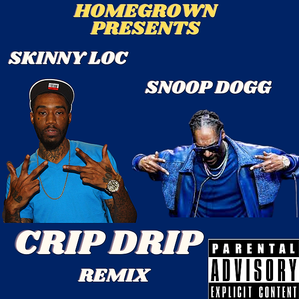 Snoop Dogg feat. Skinny Loc - Crip Drip [Jordan Baywood Mix] (Audio Only)