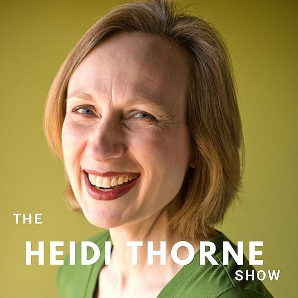 Heidi Thorne Podbean Link Thumbnail | Linktree