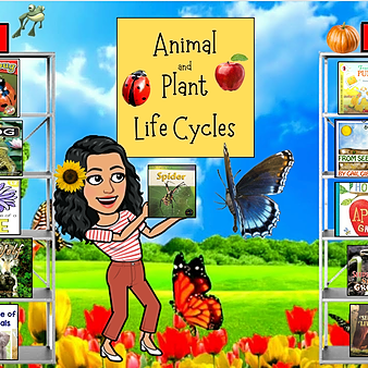 Miss Hecht Teaches 3rd Grade Animal & Plant Life Cycles Link Thumbnail | Linktree