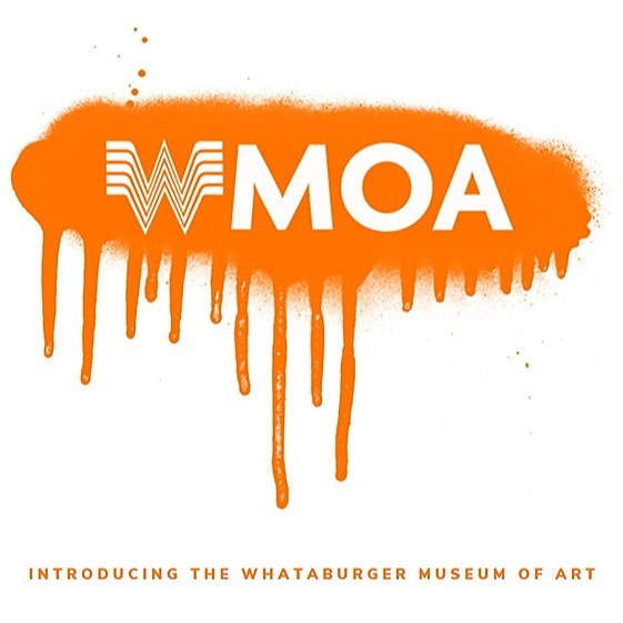 @ArtistRaulReneGonzalez Whataburger Museum of Art Link Thumbnail   Linktree