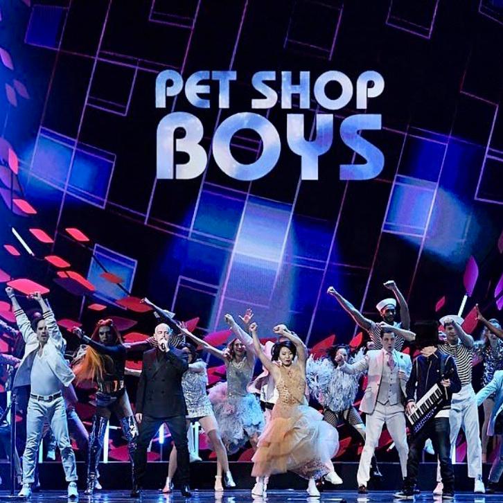 PSB performing at the National Television Awards 2020