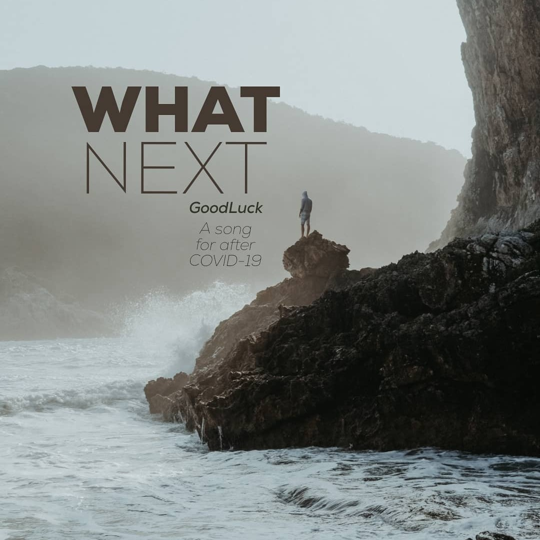 LISTEN TO 'WHAT NEXT'
