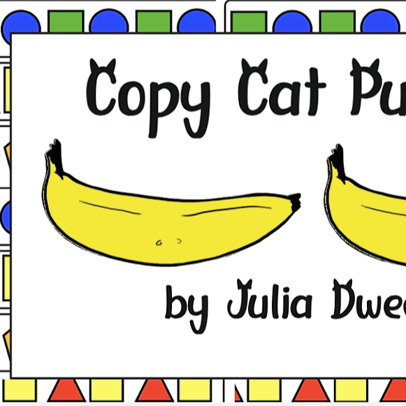 Copy-Cat Puzzles *Problem-Solving, Visual/Spatial