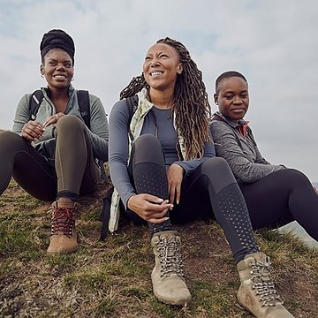 The BAME women making the outdoors more inclusive