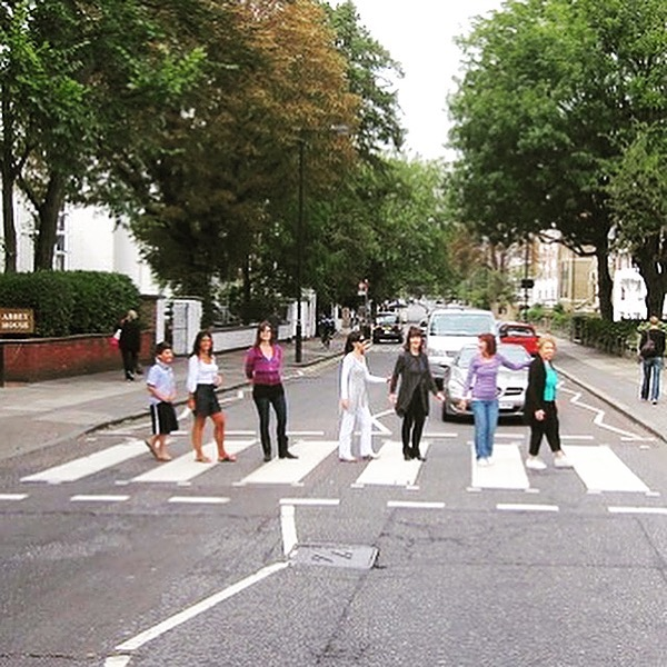 @thesongtailors Waiting for Abbey Road Music Video feat. Muireann  Link Thumbnail | Linktree