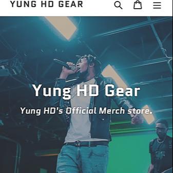 Yung HD Yung HD Merch Link Thumbnail   Linktree