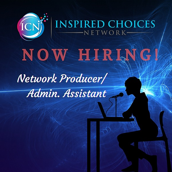 Inspired Choices Network HIRING: Network Producer/Administrative Assistant Application Link Thumbnail   Linktree