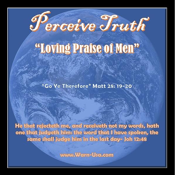 @WarnRadio 👀✨ Do not miss this Post: Perceive Truth: Loving Praise of Men Link Thumbnail | Linktree