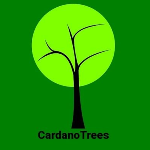 COMMUNITY SUPPORT PORTAL Cardano Trees NFT Portal Link Thumbnail | Linktree