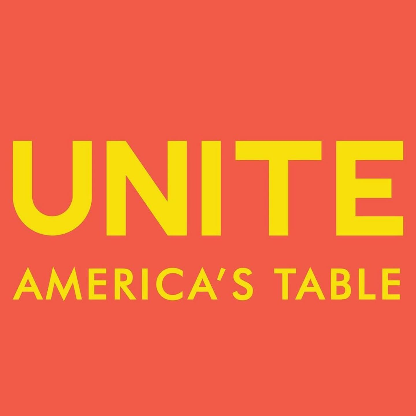 Unite America's Table - sign + read the 3-point action plan!