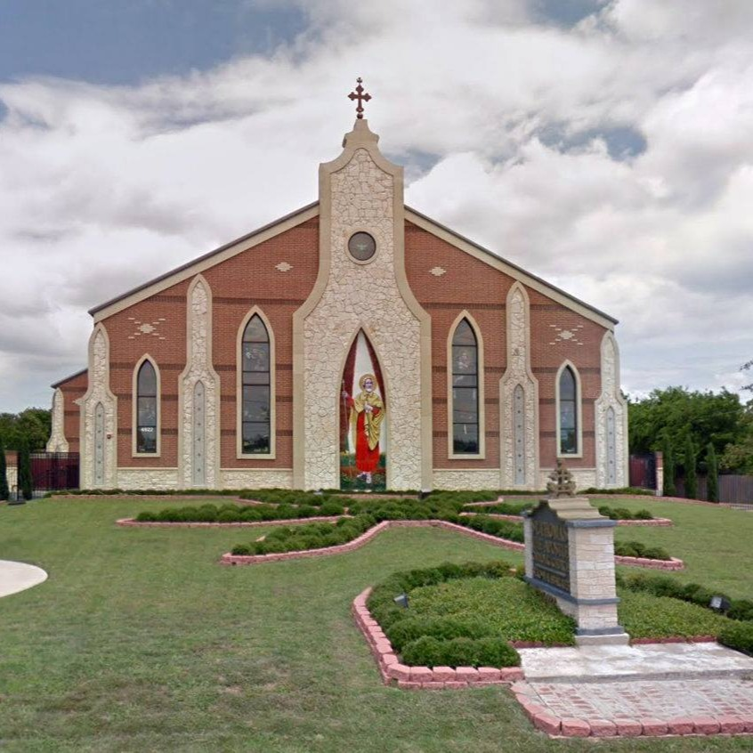 DALLAS(GARLAND), TEXAS- ST. THOMAS FORANE PARISH- Daily: 8:30am CST