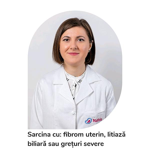 @Nativia Dr. Elena Cocîrță - Sarcina cu: fibrom uterin, litiază biliară și grețuri severe Link Thumbnail | Linktree