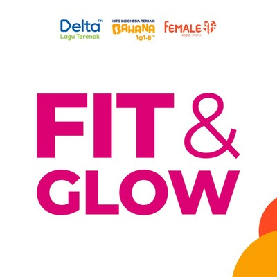 @femaleradio Fit and Glow Podcast Link Thumbnail | Linktree