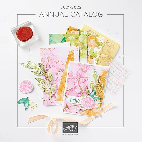 Stampin With Leah - Leah Dixon Request A Catalogue Link Thumbnail | Linktree