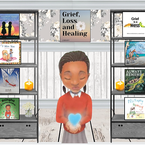 Miss Hecht Teaches 3rd Grade Grief and Loss Link Thumbnail | Linktree