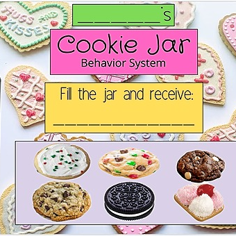 Miss Hecht Teaches 3rd Grade Cookie Jar Behavior System Link Thumbnail | Linktree