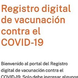 www.CentroInmigrante.com Prueba digital de vacunación contra el COVID Link Thumbnail   Linktree