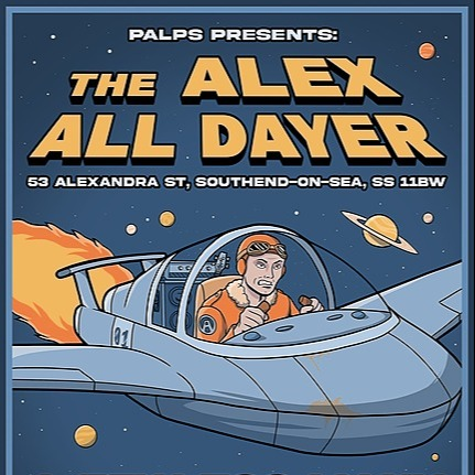 A Few Too Many NOVEMBER 6TH 2021 - THE ALEX ALL DAYER FESTIVAL - FREE ENTRY Link Thumbnail | Linktree