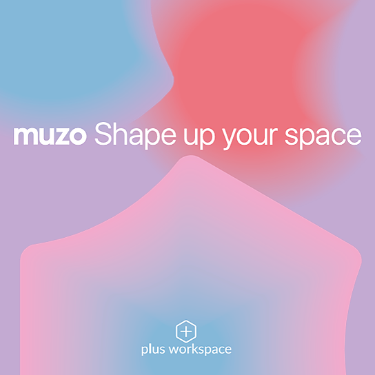 Muzo 'Shape Up Your Space'  Catalogue