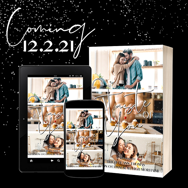 M Leigh Morhaime A Taste Of You: An Anthology Pre-Order Link Thumbnail | Linktree